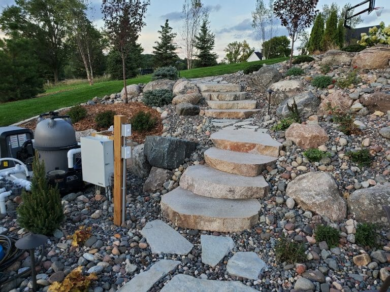 yard remodel services